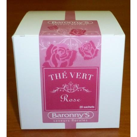 the vert a la rose
