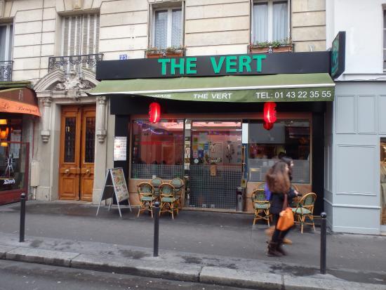 the vert a paris