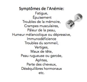 the vert anemie
