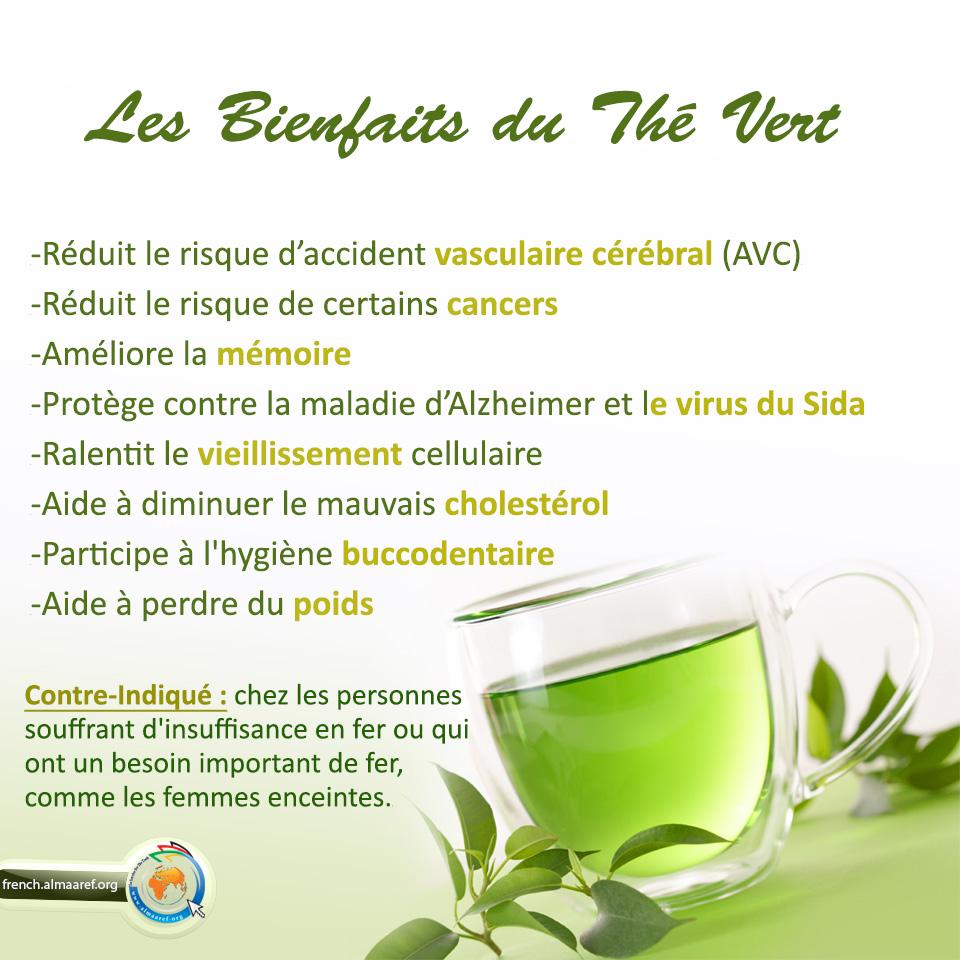 the vert bienfait