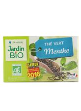 the vert bio menthe