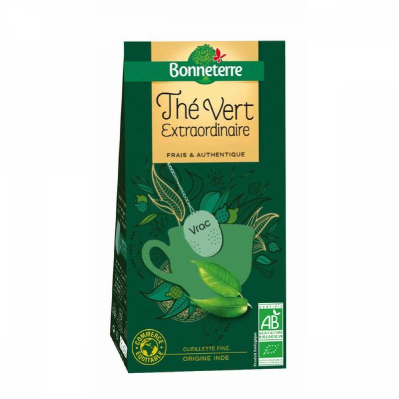 the vert bio vrac
