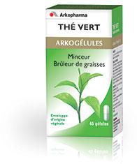 the vert bruleur de graisse