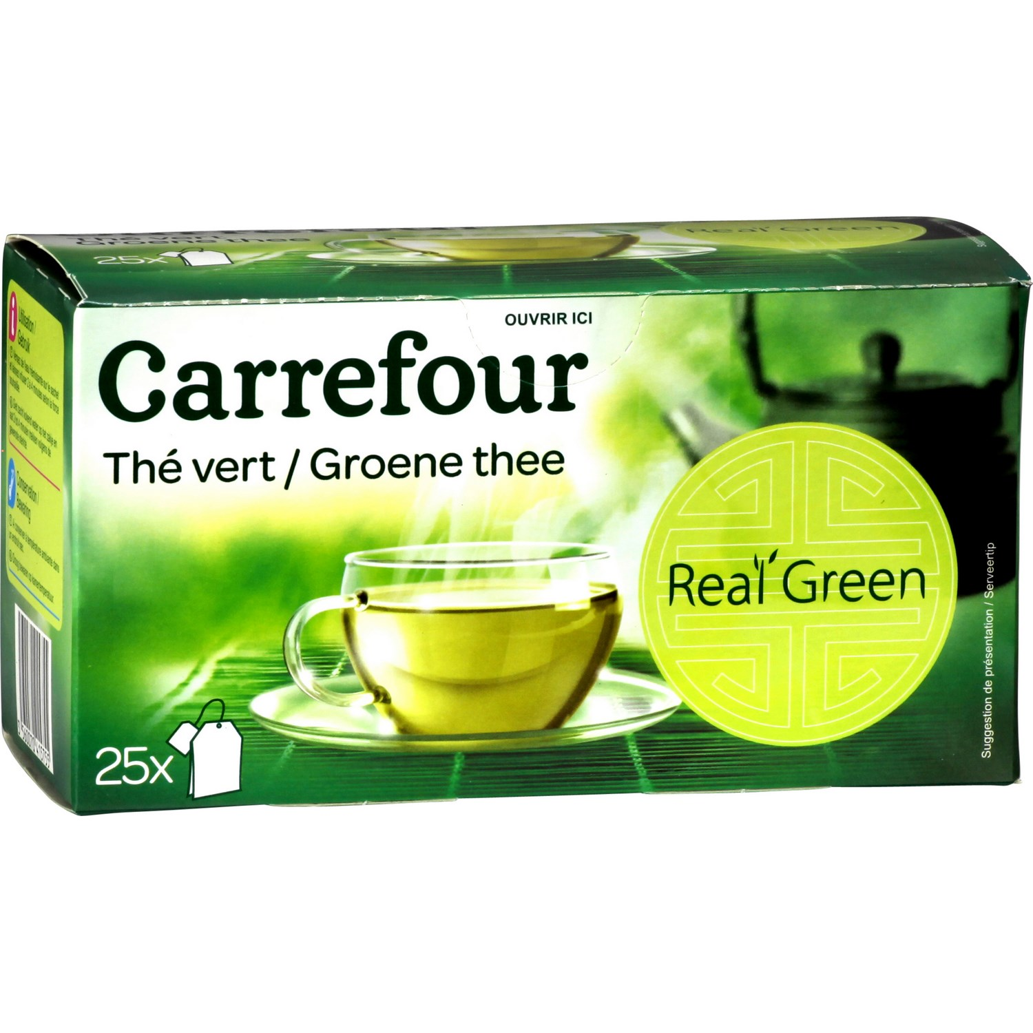 the vert carrefour