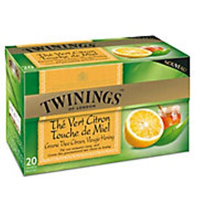 the vert citron miel