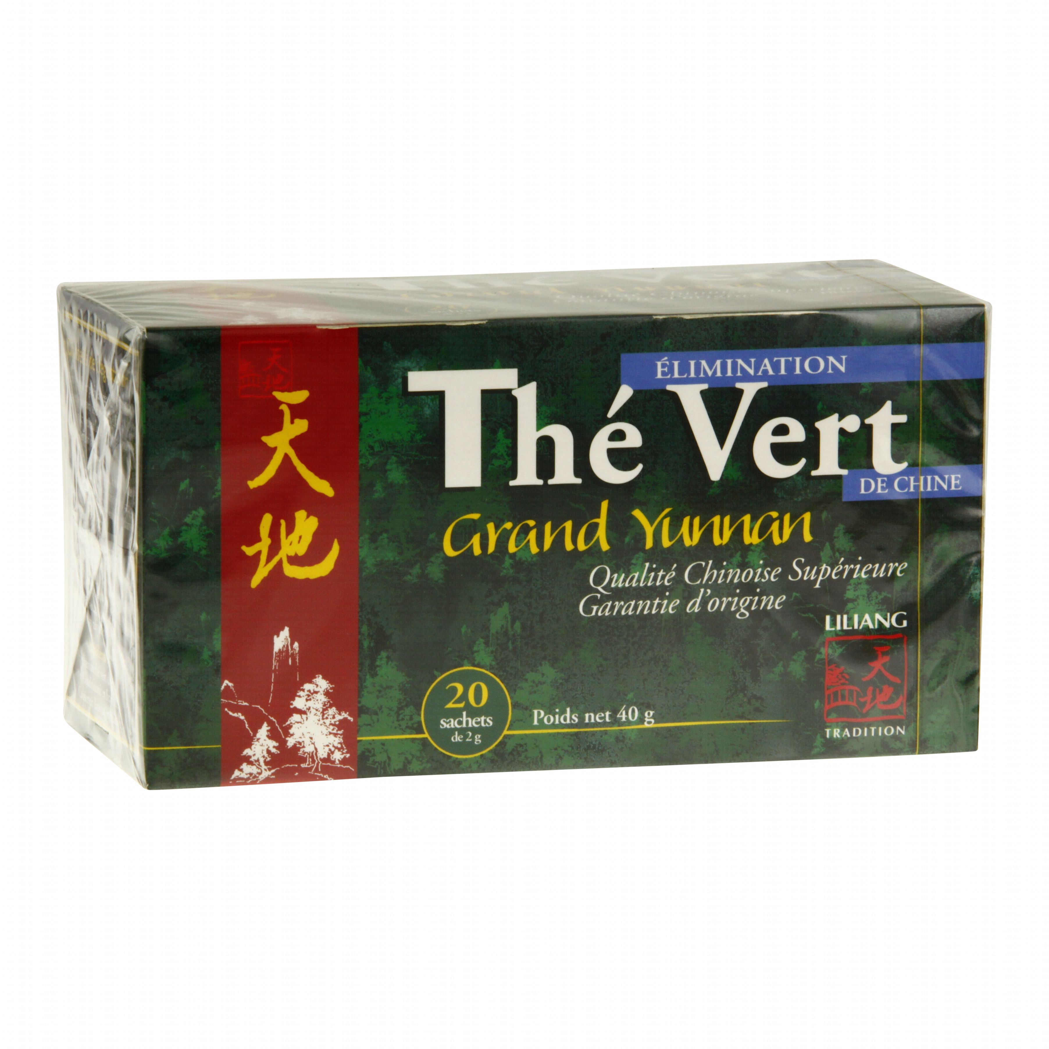 the vert de chine