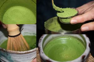 the vert du japon