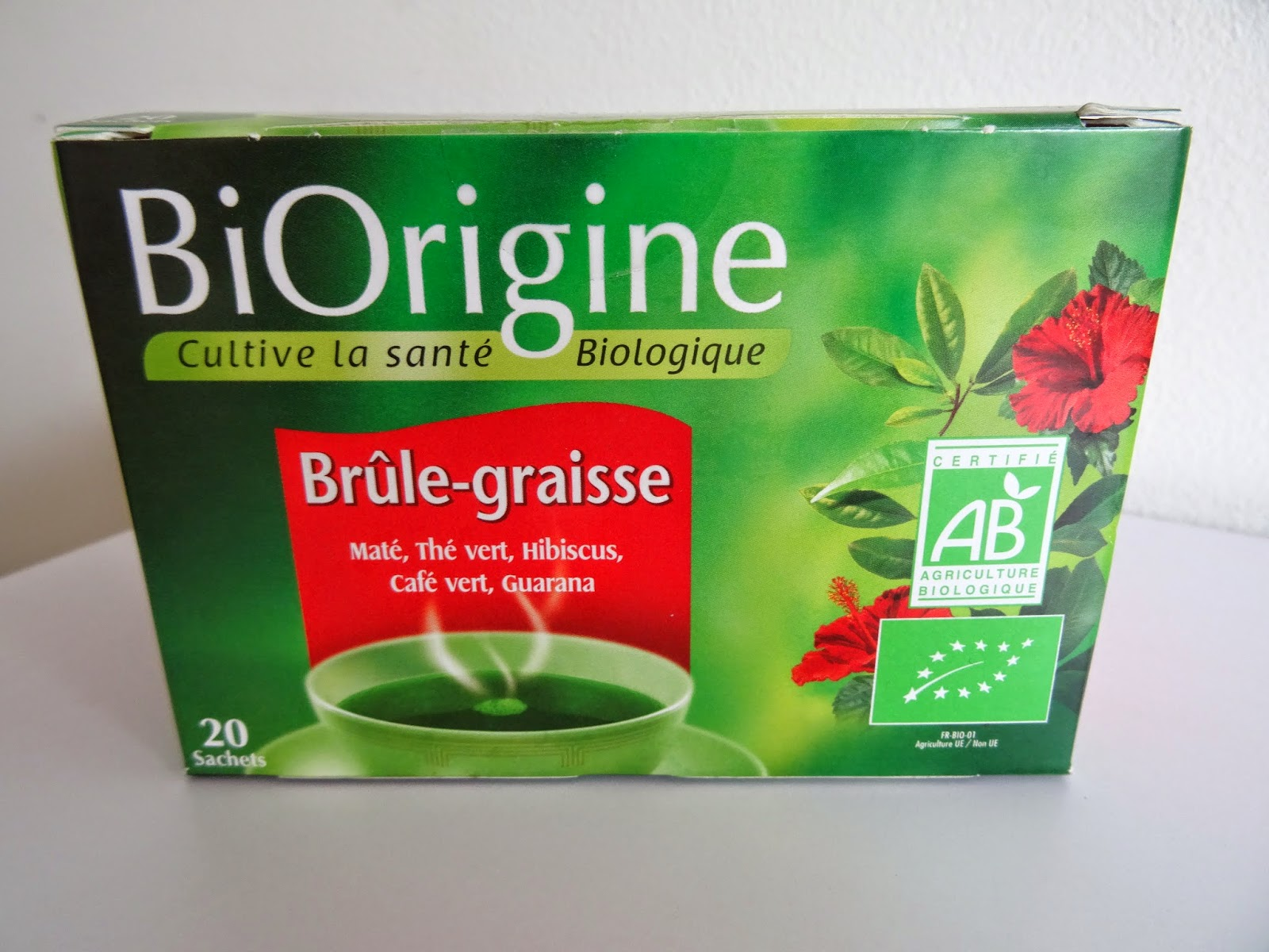 the vert elimine graisse