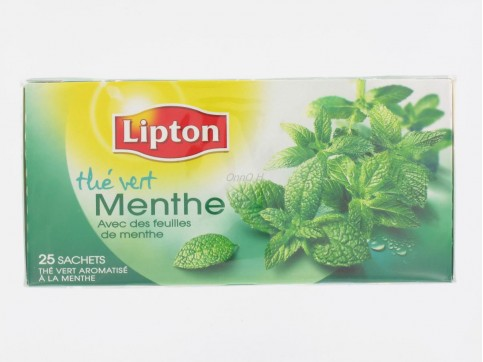the vert en sachet