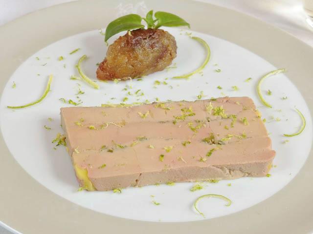 the vert et foie