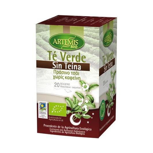 the vert et theine
