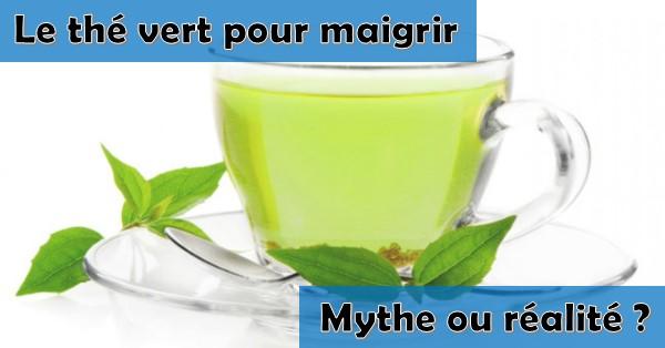 the vert fait maigrir