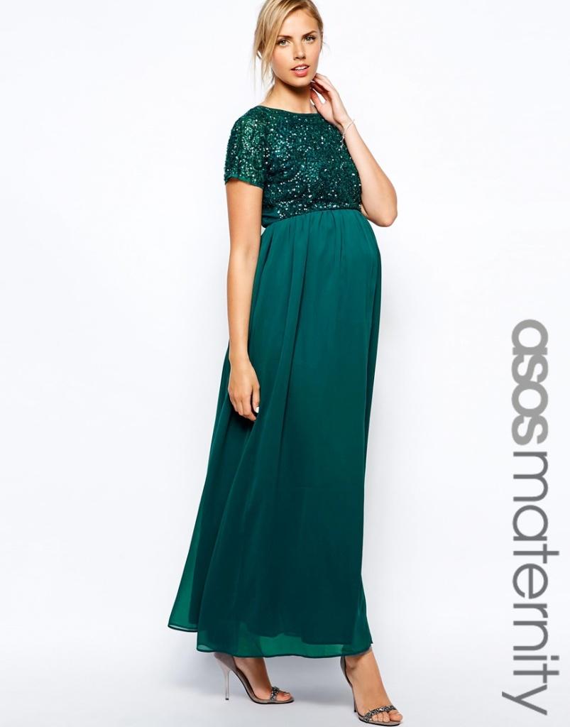 the vert femme enceinte