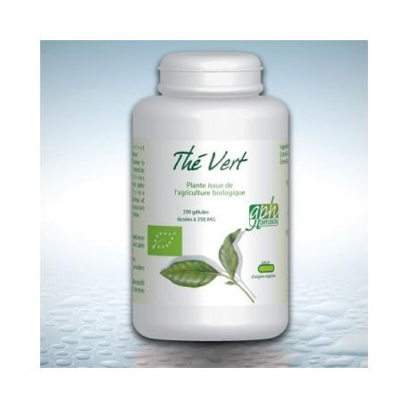 the vert gelules bio