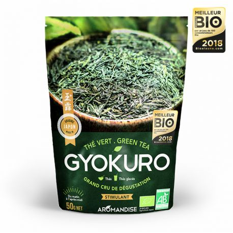 the vert gyokuro