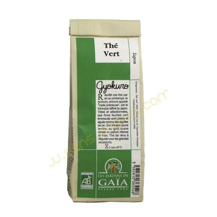 the vert japonais gyokuro