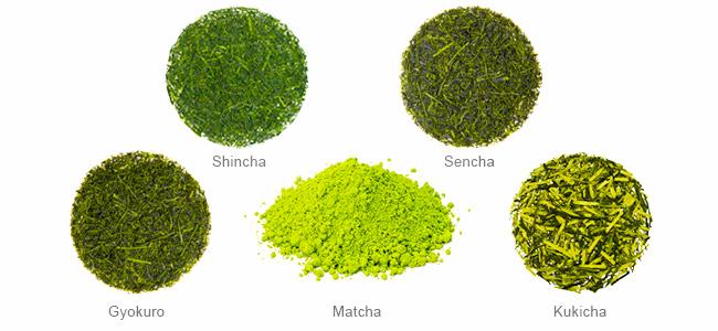 the vert japonais