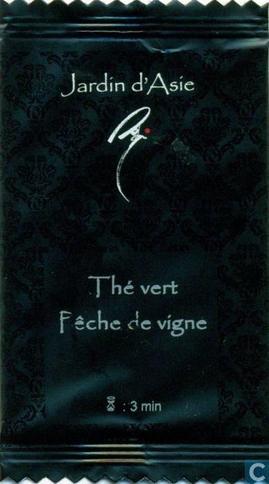 the vert jardin d'asie