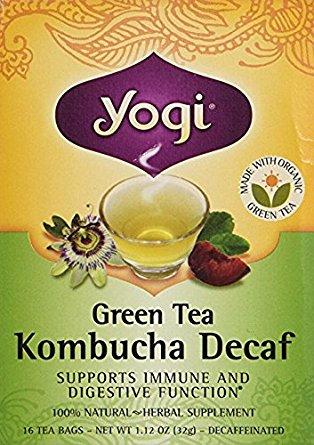 the vert kombucha yogi