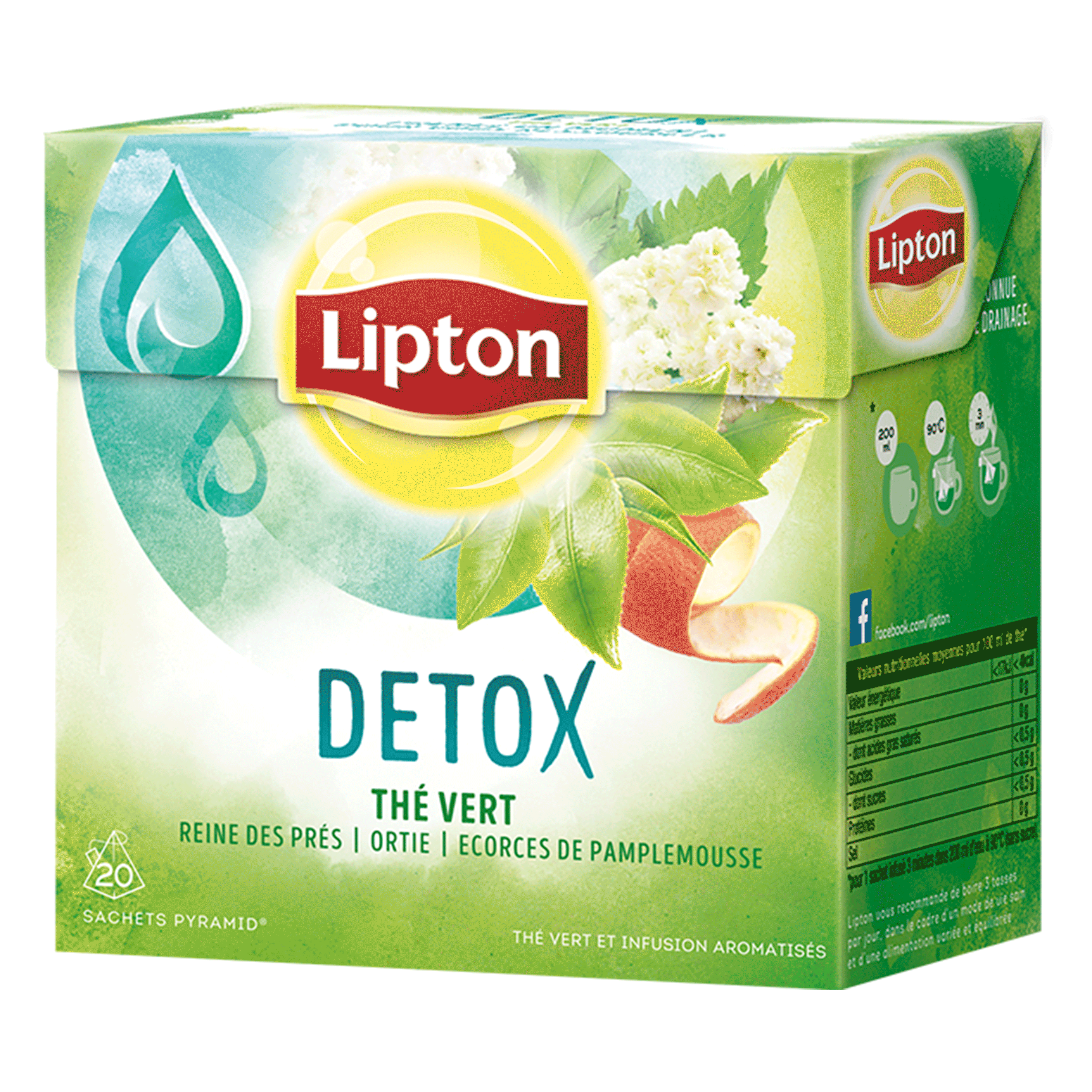 the vert lipton detox