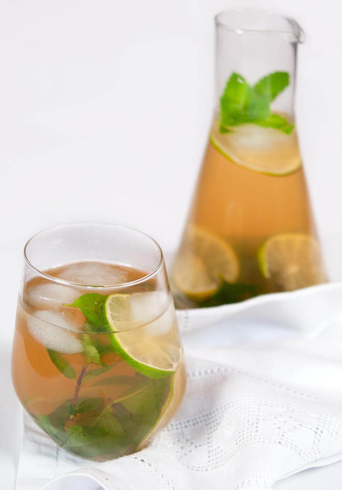 the vert menthe citron