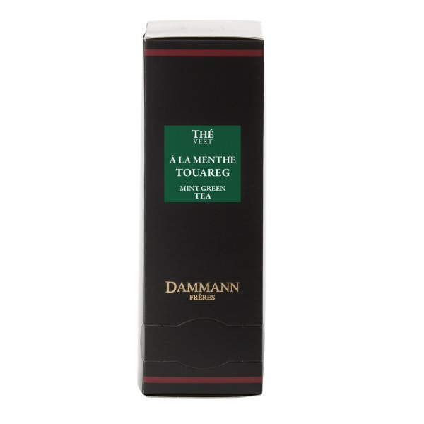 the vert menthe touareg dammann
