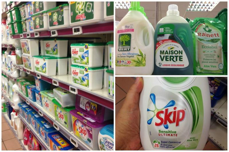 the vert quelle marque choisir