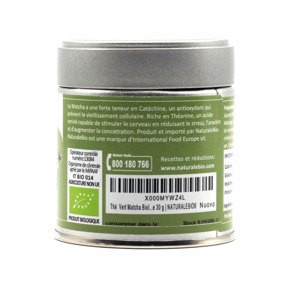 the vert riche en catechine