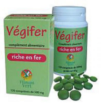 the vert riche en fer