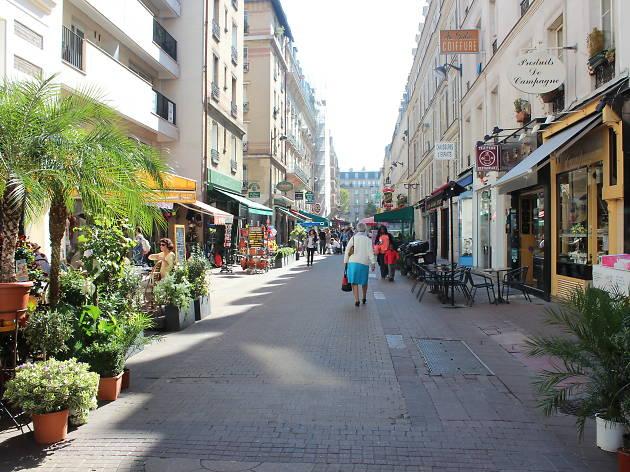 the vert rue daguerre