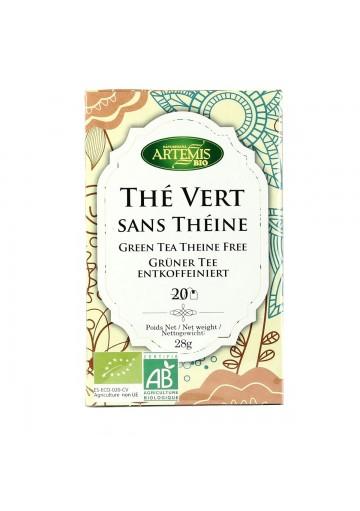 the vert sans theine