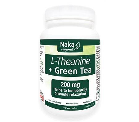 the vert theanine
