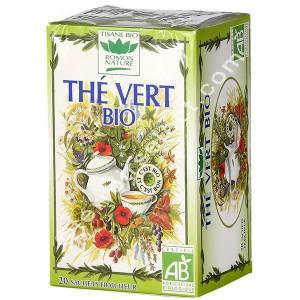 the vert tisane