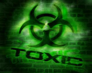 the vert toxique