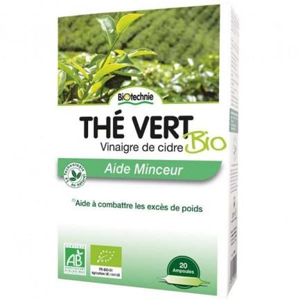 the vert vinaigre de cidre