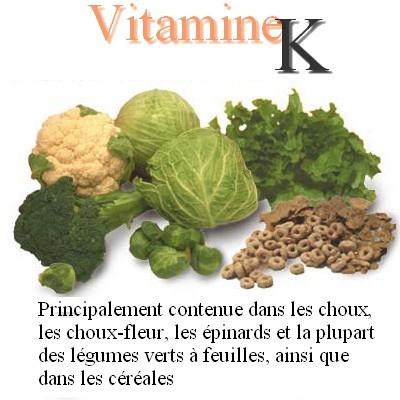 the vert vitamine k