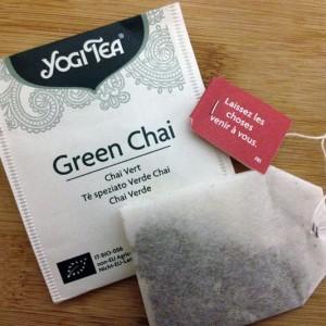 the vert yogi tea