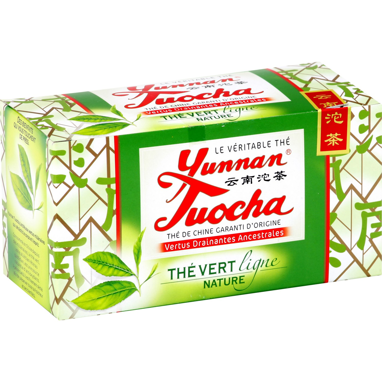 the vert yunnan tuocha