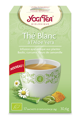 the blanc aloe vera