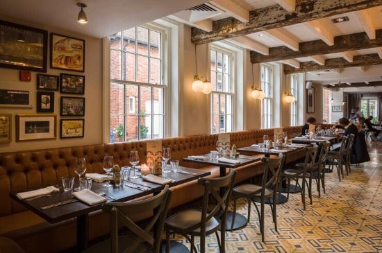the blanc brasserie beaconsfield