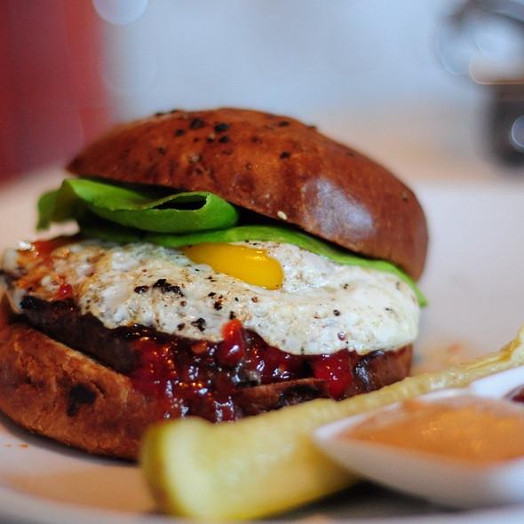 the blanc burger