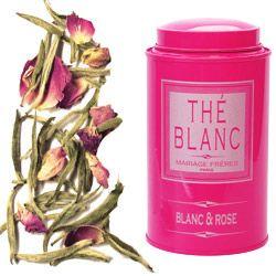 the blanc et rose mariage freres