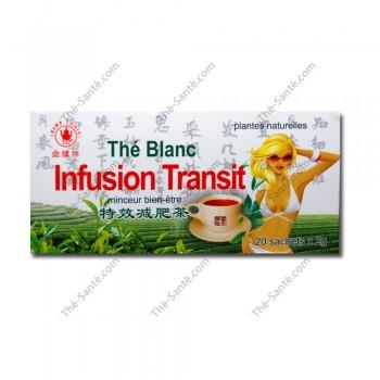 the blanc infusion transit