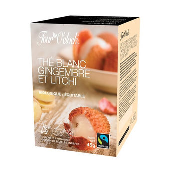 the blanc litchi gingembre