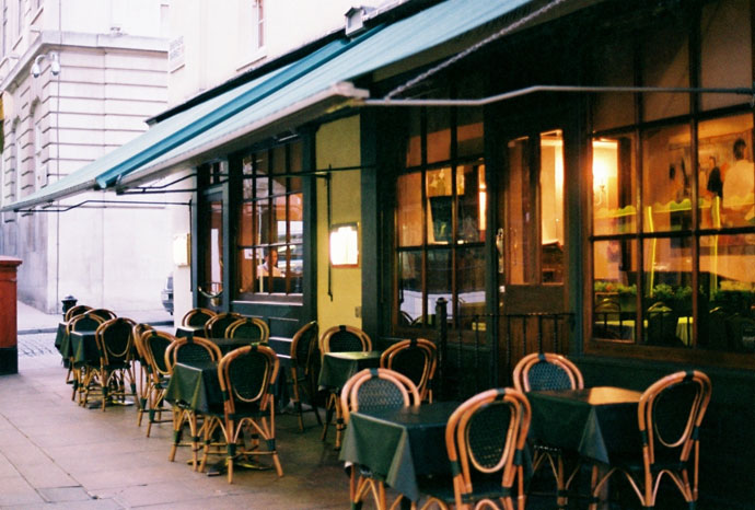 the blanc london