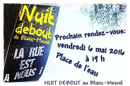 the blanc pour le soir