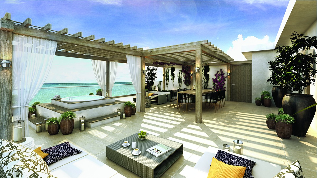 the blanc spa resort