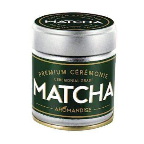the matcha auchan