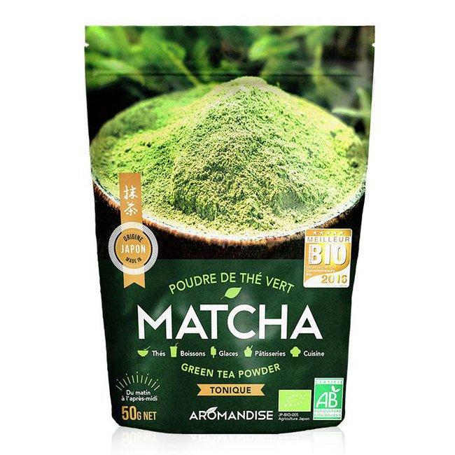the matcha bio en poudre