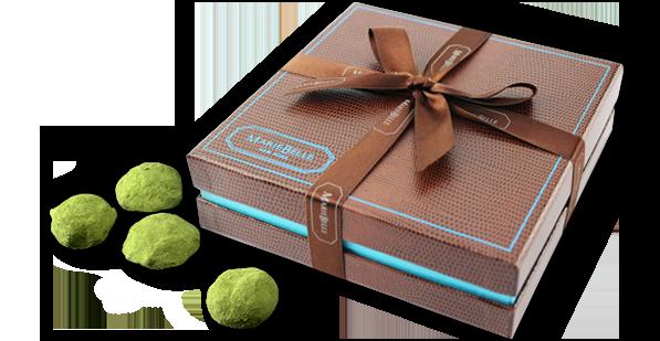 the matcha box